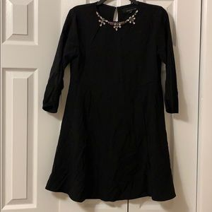 Women's Adelyn Rae Size Small Black Dress